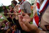 Seluruh korban hanyut  siswa SMPN 1 Turi ditemukan