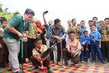Siswa SMPN 12 Tanjabtim Jambi mampu ciptakan roket air