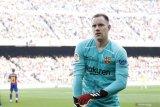 Ter Stegen tidak ingin terburu-buru perpanjang kontrak di Barca