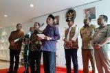 ABK World Dream dijemput di Selat Durian, 26 Februari