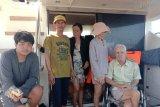 Lima warga asing terdampar di Bengkalis tidak terinfeksi virus corona