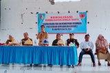 Warga penyintas bencana Sigi ikut sosialisasi penerima dana stimulan