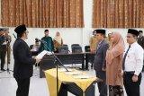 Sejumlah pejabat di Pemkot Padang lantik kembali setelah sebelumnya dilantik