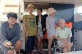 Lima WNA terdampar di Bengkalis negatif terinfeksi virus corona