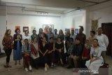Belasan mahasiswa berbagai negara pamerkan karya seni di ISI Yogyakarta