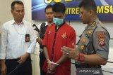 Polda Kalteng tangkap pelaku penyebar ujaran kebencian di Bali