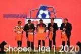 Liga 1  resmi diluncurkan,  dijanjikan lebih kompetitif