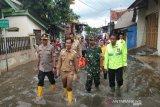 Digusur hujan semalaman, Batang dan Pekalongan dikepung banjir