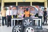 Nekat mencuri roda ambulans, pria ini ditangkap Polisi Batang