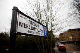 Jalan Freddie Mercury akan hadir di London