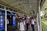 Jumlah penumpang kapal Malaysia-Batam menurun karena virus Corona