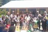 Kegiatan belajar siswa di Banti Tembagapura lumpuh selama tiga tahun