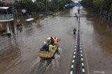Pusat bisnis Jakarta alami kerugian Rp56,7 miliar akibat banjir