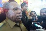 Bupati Mimika Omaleng: Dana desa bukan untuk beli amunisi