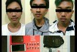 Diduga edarkan tembakau gorila, tiga remaja dicokok Satnarkoba Polres Metro