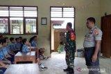 TNI Polri di Sangihe sosialisasi bahaya narkoba kepada siswa