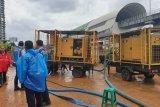 Banjir, lima gerbang tol Jakarta-Cikampek masih ditutup