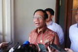 Mahfud akan panggil Jaksa Agung terkait laporan Komnas HAM