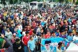 Plt Bupati Bengkalis tersangka korupsi tiga kali mangkir panggilan polisi
