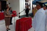 Wabup Gumas sampaikan tugas Pj Kades yang baru dilantik