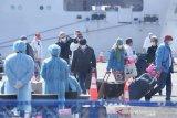 TNI kirim 191 personel kesehatan ke Pulau Sebaru untuk observasi kesehatan WNI