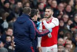 Cedera bahu, Sead Kolisnac absen bela Arsenal lawan Olympiacos