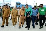 Usai Kumai, Pemprov Kalteng kembangkan pelabuhan perikanan Kuala Pembuang