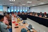 BNPB gelar bimtek kepada wartawan dan pegiat media sosial Natuna