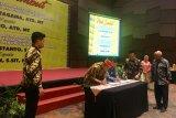 Pisah sambut Kepala BPTD Wilayah IV Riau-Kepri
