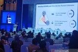 Erick Thohir minta perusahaan BUMN dan swasta bersaing bangun Indonesia