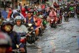 Dampak drainase buruk di Tangerang