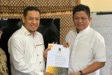 Enos-Yudha resmi kantongi SK dukungan DPP PKS