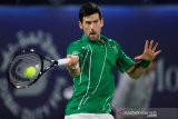 Djokovic masih tidak terhentikan di perempat final Dubai Open