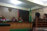 Tersangka korupsi RAPBD Jambi divonis empat tahun penjara