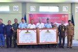 Wabup Inhil sambut baik pencanangan WBK dan WBBM Kemenkumham Kanwil Riau