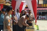Kapolda Papua kukuhkan Polres Jayapura Kota menjadi Polresta