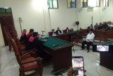 Terdakwa suap fee proyek Lampung Utara dijatuhi hukuman penjara  2,6 tahun