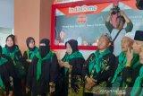 Ratusan jamaah umroh asal Palembang tetap berangkat