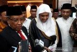Sekjen Liga Muslim Dunia dukung misi perdamaian dan harmonisasi NU