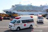 Kru Kapal Diamond Princess diobservasi di Pulau Sebaru Kecil