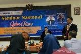 Pakar Siber sebut Indonesia dijadikan target peretas dunia