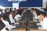 149 orang tidak hadirI ujian CPNS di Pasaman Barat hingga sesi ke-20