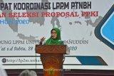 Unhas tuan rumah rakor LPPM PTN-BH se-Indonesia pada 2020