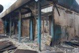 12 kios di Dekai Papua hangus terbakar, ini penyebabnya