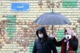 Pulang dari Iran, warga China positif corona