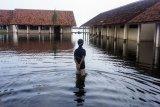 Sekolah terdampak banjir