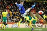 Leicester ditaklukkan tim juri kunci Norwich 0-1