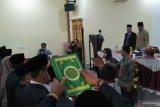 KPU Pariaman lantik 20 anggota PPK sukseskan Pilkada Sumbar