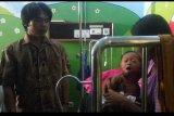 Bayi tersiram air panas dapat bantuan dari AKRAP
