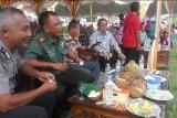 Festival Durian STIE Lampung Timur bagaikan gratis  300 buah durian